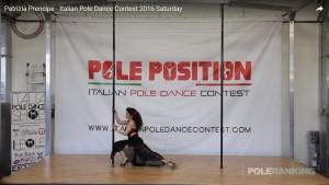 Italian Pole Dance Contest Patrizia Prencipe