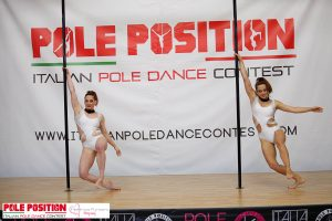 pole dance double